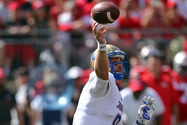 Tulsa vs. North Carolina A&T - 9/17/16 College Football Pick, Odds, and Prediction