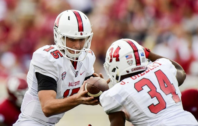 Ball State vs. Western Michigan - 11/1/16 College Football Pick, Odds, and Prediction
