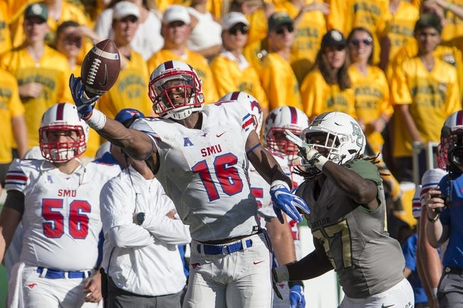 Temple vs. SMU - 10/1/16 College Football Pick, Odds, and Prediction