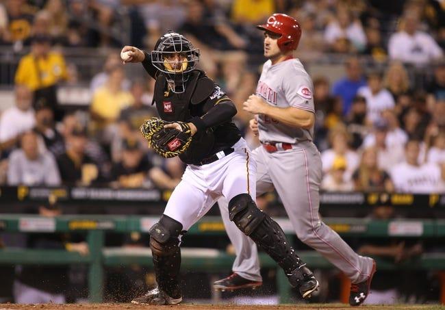 Pittsburgh Pirates vs. Cincinnati Reds - 9/11/16 MLB Pick, Odds, and Prediction