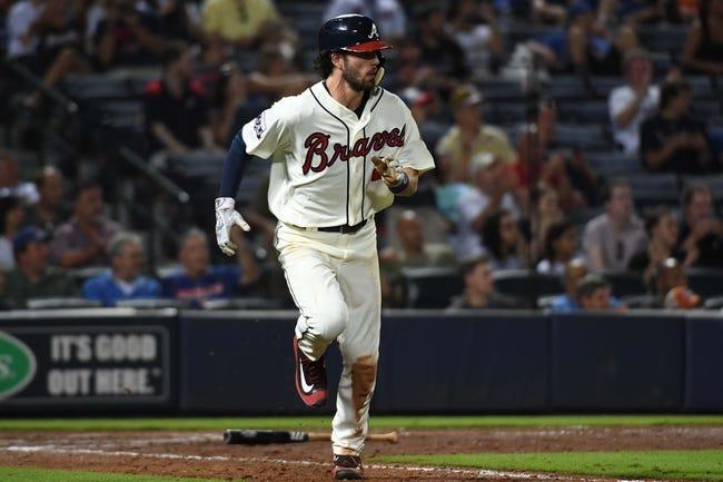 New York Mets vs. Atlanta Braves - 9/19/16 MLB Pick, Odds, and Prediction