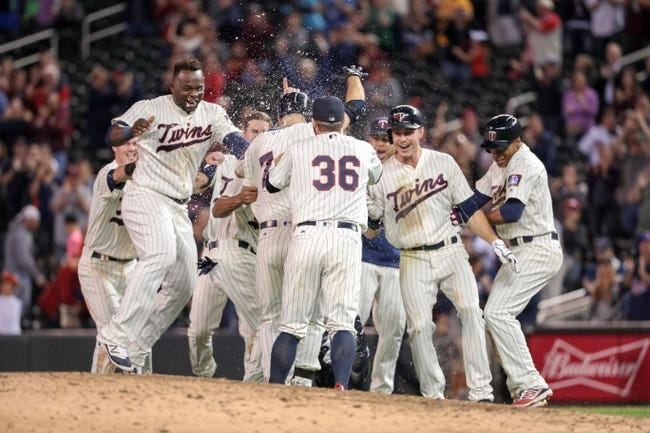 Twins vs. Indians - 9/11/16 MLB Pick, Odds, and Prediction