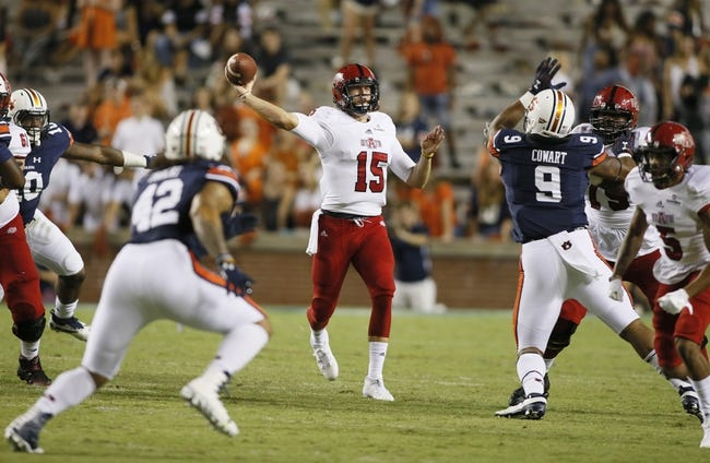 Georgia Southern at Arkansas State - 10/5/16 College Football Pick, Odds, and Prediction