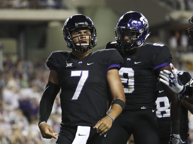 TCU vs. Iowa State - 9/17/16 College Football Pick, Odds, and Prediction