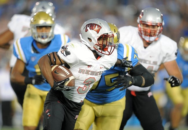UNLV vs. Idaho - 9/24/16 College Football Pick, Odds, and Prediction