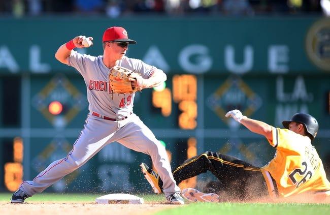 Cincinnati Reds vs. Pittsburgh Pirates - 9/16/16 MLB Pick, Odds, and Prediction