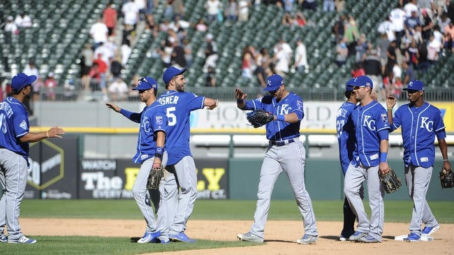 Royals vs. White Sox - 9/18/16 MLB Pick, Odds, and Prediction