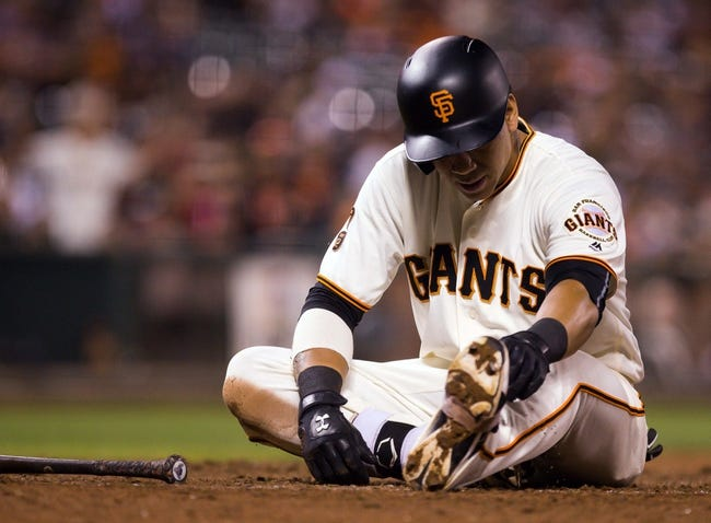 Giants vs. Padres - 9/14/16 MLB Pick, Odds, and Prediction