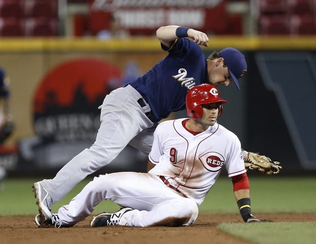 Brewers vs. Reds - 9/23/16 MLB Pick, Odds, and Prediction
