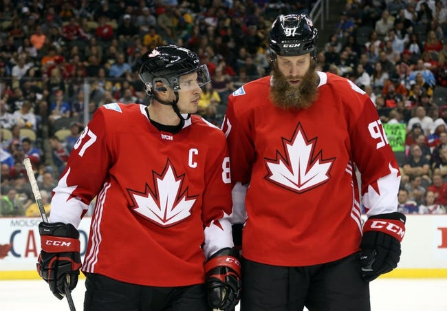 Canada vs Czech Republic: World Cup of Hockey - 9/17/16 Pick, Odds, and Prediction