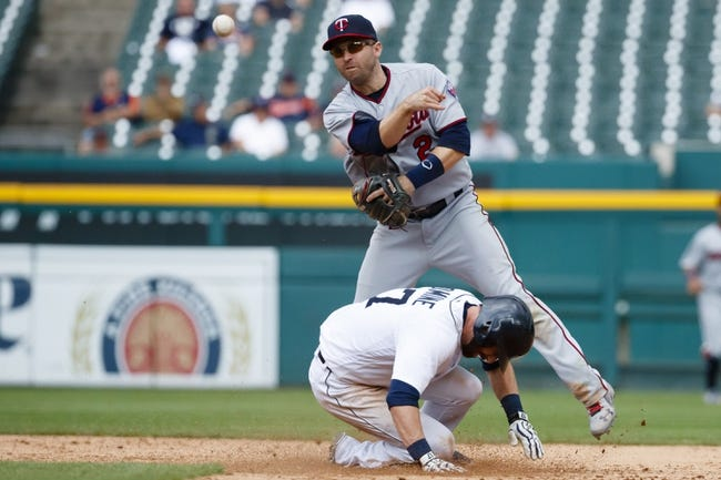 Minnesota Twins vs. Detroit Tigers - 9/20/16 MLB Pick, Odds, and Prediction