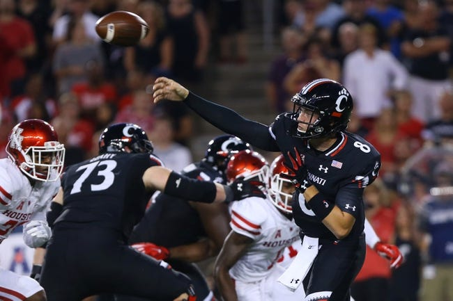 Cincinnati vs. Miami-OH - 9/24/16 College Football Pick, Odds, and Prediction