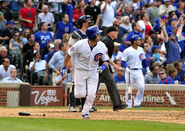 Chicago Cubs vs. Milwaukee Brewers - 9/17/16 MLB Pick, Odds, and Prediction