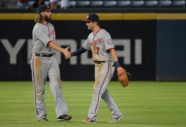 Atlanta Braves vs. Washington Nationals - 9/17/16 MLB Pick, Odds, and Prediction