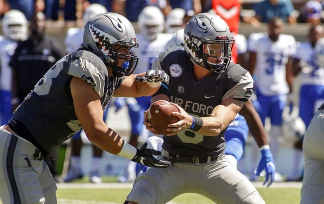Utah State vs. Air Force - 9/24/16 College Football Pick, Odds, and Prediction