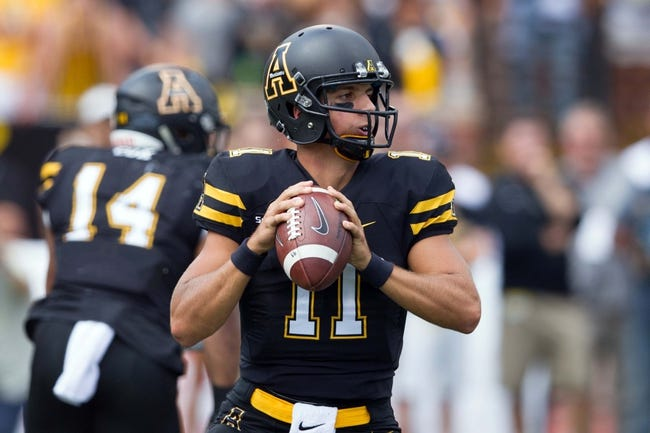 CFB | Texas State Bobcats (2-5) at Appalachian State Mountaineers (6-2)