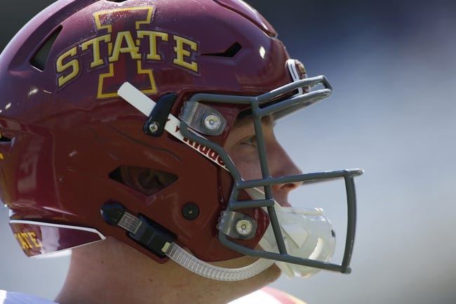Iowa State vs. San Jose State - 9/24/16 College Football Pick, Odds, and Prediction