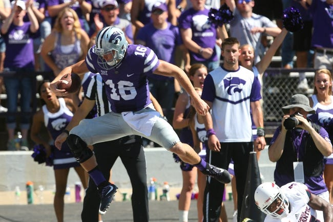 Kansas State vs. Missouri State - 9/24/16 College Football Pick, Odds, and Prediction