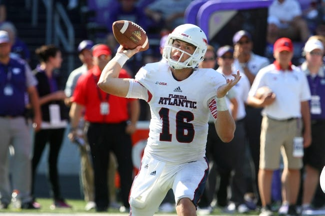CFB | Florida Atlantic Owls (1-7) at Rice Owls (1-7)