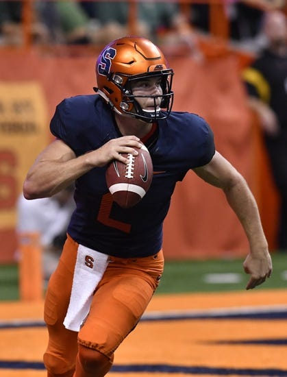 UCONN vs. Syracuse - 9/24/16 College Football Pick, Odds, and Prediction