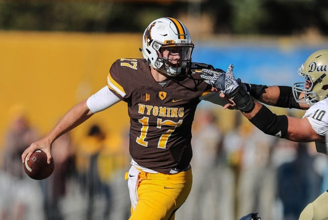 Eastern Michigan Eagles vs. Wyoming Cowboys - 9/23/16 College Football Pick, Odds, and Prediction