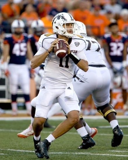 Central Michigan Chippewas vs. Western Michigan Broncos - 10/1/16 College Football Pick, Odds, and Prediction