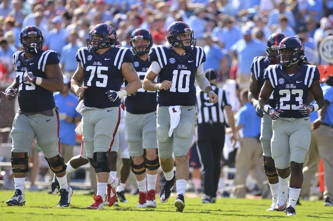 Georgia at Ole Miss - 9/24/16 College Football Pick, Odds, and Prediction