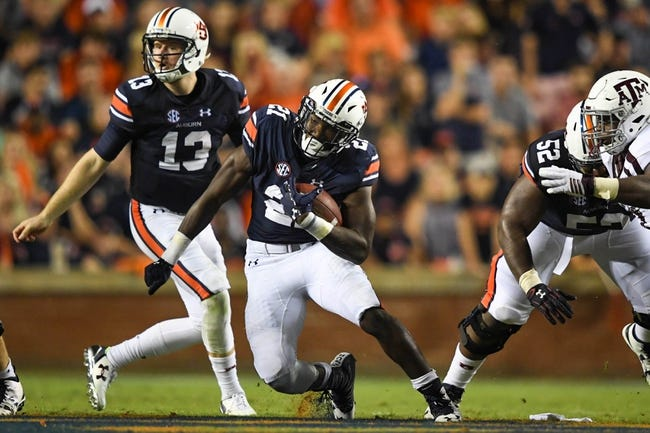 Auburn vs. LSU - 9/24/16 College Football Pick, Odds, and Prediction