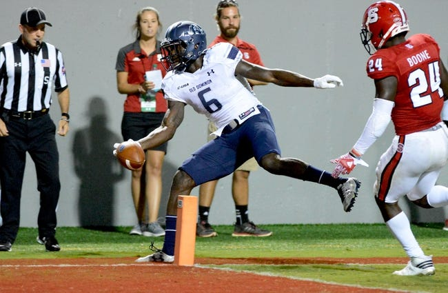 CFB | FIU Golden Panthers (4-7) at Old Dominion Monarchs (8-3)