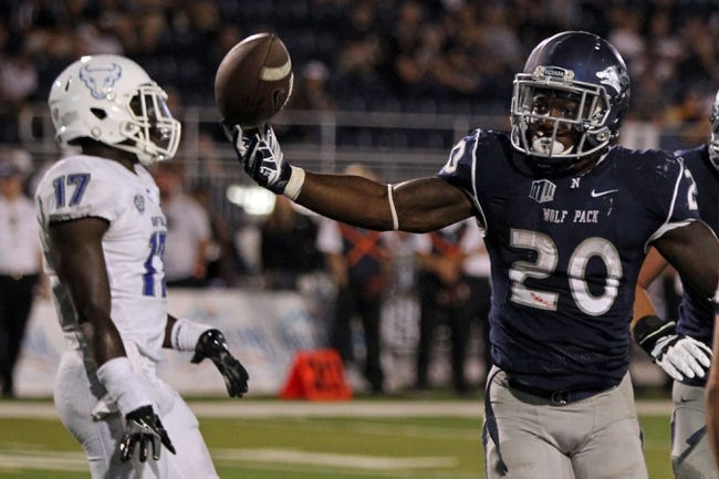 Hawaii vs. Nevada - 10/2/16 College Football Pick, Odds, and Prediction
