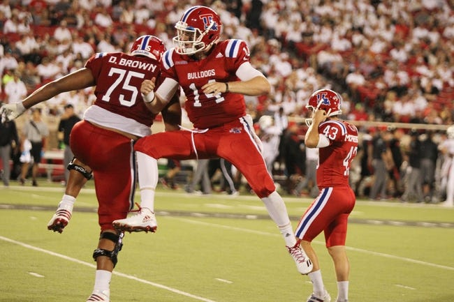FIU Golden Panthers vs. LA Tech Bulldogs - 10/22/16 College Football Pick, Odds, and Prediction