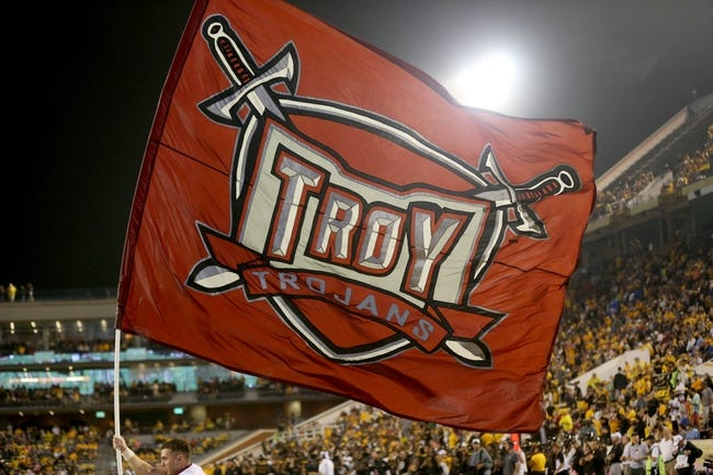 Troy Trojans at South Alabama Jaguars - 10/20/16 College Football Pick, Odds, and Prediction