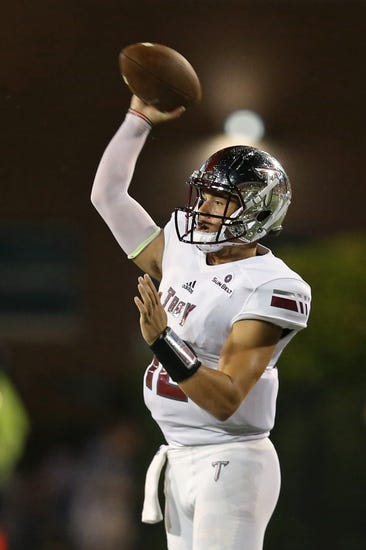 Troy Trojans vs. Georgia State Panthers - 10/15/16 College Football Pick, Odds, and Prediction
