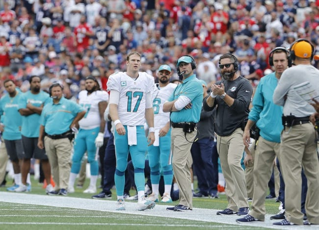 Miami Dolphins vs. Cleveland Browns - 9/25/16 NFL Pick, Odds, and Prediction