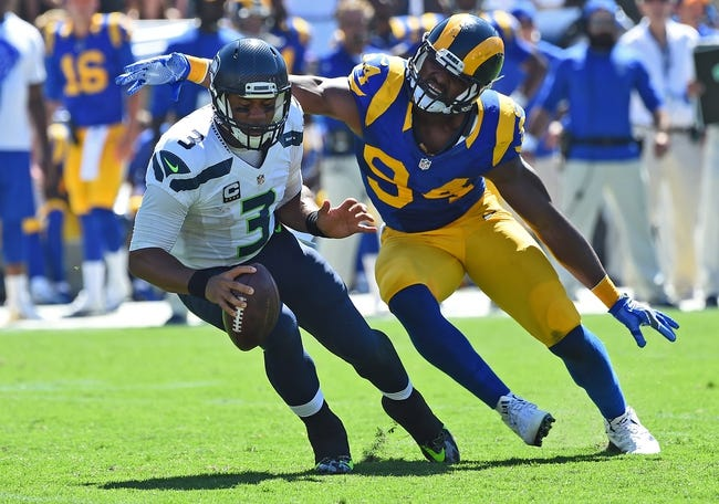 NFL | Los Angeles Rams (4-9) at Seattle Seahawks (8-4-1)