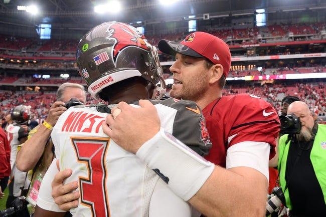 Tampa Bay Buccaneers at Arizona Cardinals - 10/15/17 NFL Pick, Odds, and Prediction