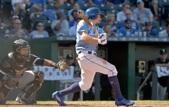 Offense continues struggle in Royals' 10-5 loss to White Sox