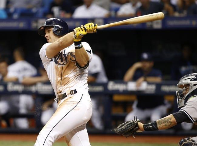 Tampa Bay Rays vs. New York Yankees - 9/21/16 MLB Pick, Odds, and Prediction