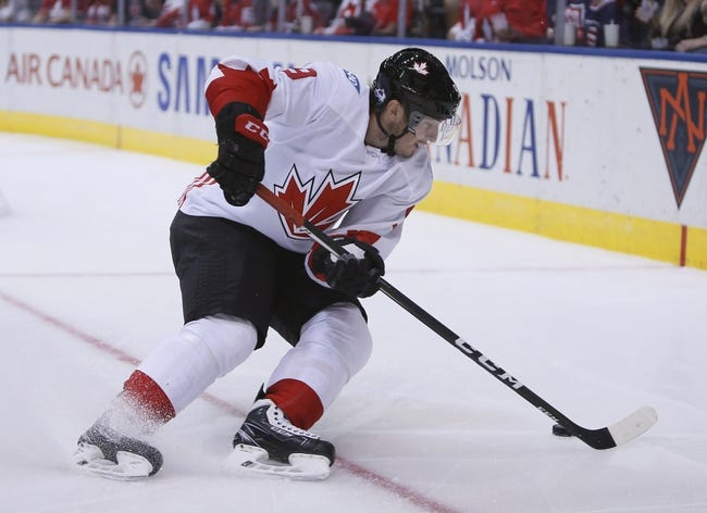 Canada vs Europe: World Cup of Hockey - 9/21/16 Pick, Odds, and Prediction