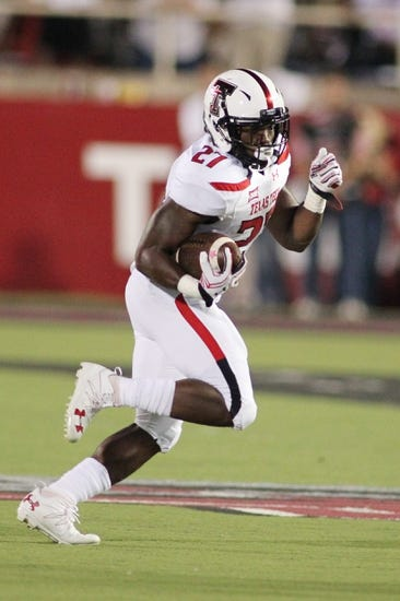 Kansas Jayhawks at Texas Tech Red Raiders - 9/29/16 College Football Pick, Odds, and Prediction
