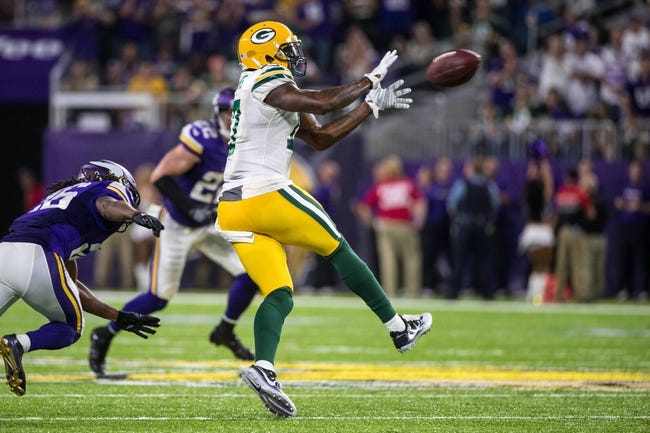 Green Bay Packers vs. Minnesota Vikings - 12/24/16 NFL Pick, Odds, and Prediction