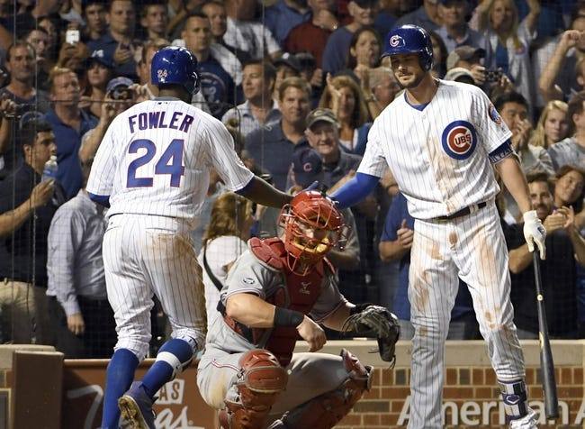 Cincinnati Reds vs. Chicago Cubs - 10/1/16 MLB Pick, Odds, and Prediction