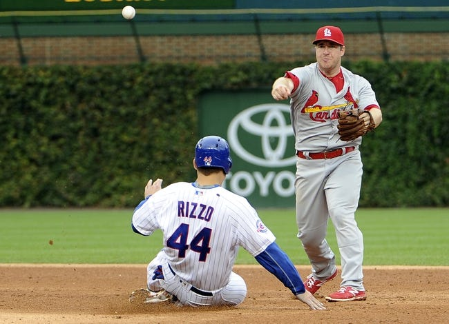 Chicago Cubs vs. St. Louis Cardinals - 9/24/16 MLB Pick, Odds, and Prediction