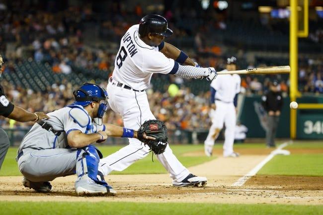 Detroit Tigers vs. Kansas City Royals - 9/24/16 MLB Pick, Odds, and Prediction