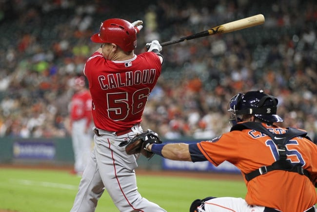Houston Astros vs. Los Angeles Angels - 9/25/16 MLB Pick, Odds, and Prediction