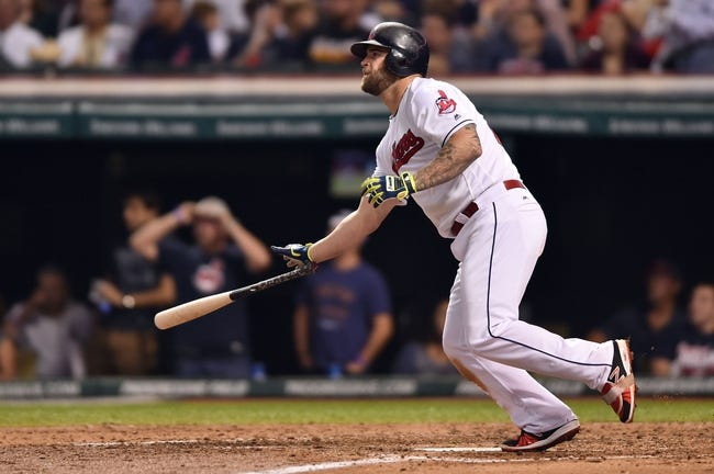 Cleveland Indians vs. Chicago White Sox - 9/25/16 MLB Pick, Odds, and Prediction