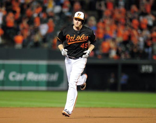 Baltimore Orioles vs. Arizona Diamondbacks - 9/25/16 MLB Pick, Odds, and Prediction
