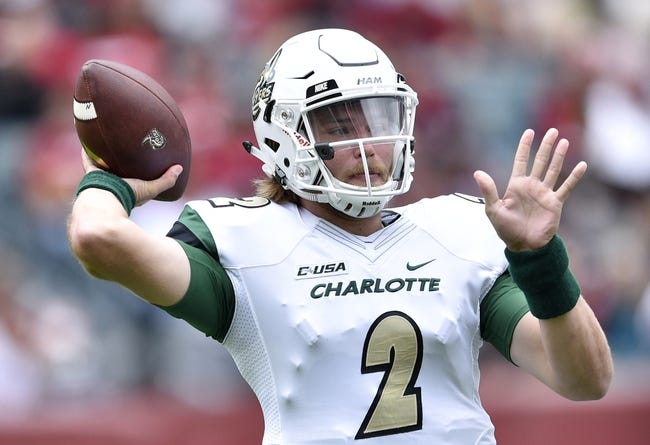 Charlotte 49ers vs. Old Dominion Monarchs - 10/1/16 College Football Pick, Odds, and Prediction