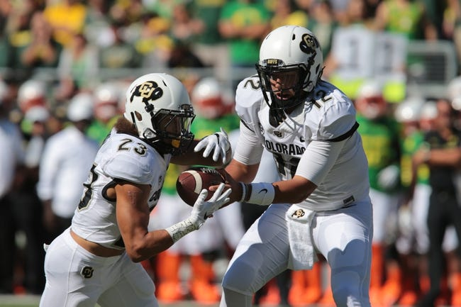 Colorado Buffaloes vs. Oregon State Beavers - 10/1/16 College Football Pick, Odds, and Prediction