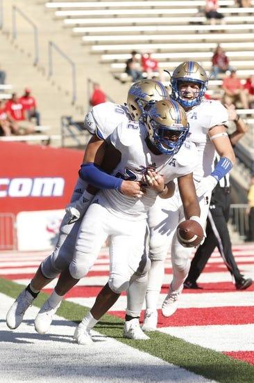 Tulsa vs. SMU - 10/7/16 College Football Pick, Odds, and Prediction